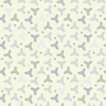 Seamless Vector Camo Pattern Background with pastel colors and greys