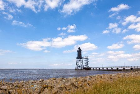 Dorum Neuwerk 灯台