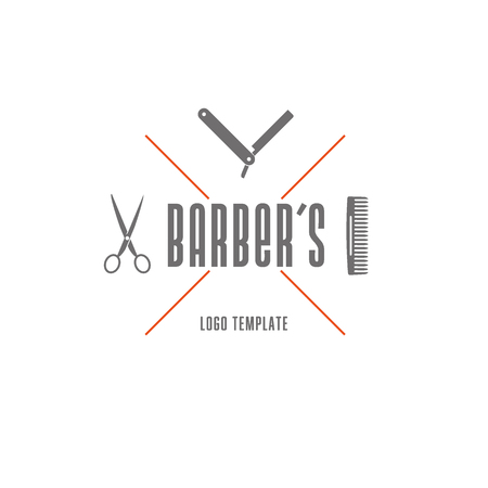 coiffeur: Company template for barber shop