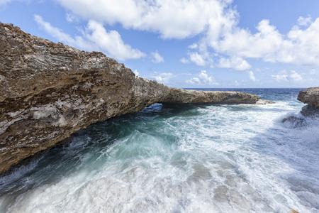 boka: Rocks of Boka Tabla, Shete Boka National Park, Curacao