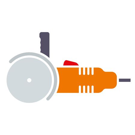 do it: angle grinder, tool icon