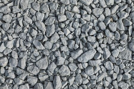 abstract background of gravel Foto de archivo - 130503979