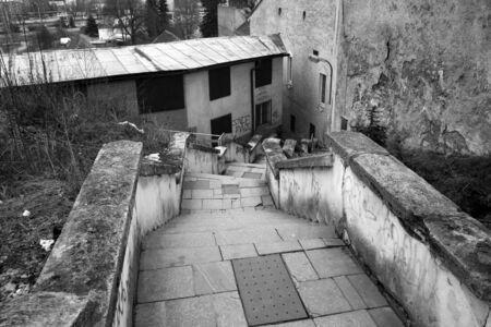 slum: slum in slovaky