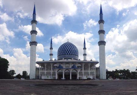 alam: Mosque Shah Alam Selangor