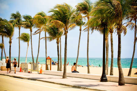 fort lauderdale: South Florida beaches Editorial