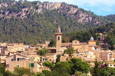 Village of Valdemossa in Palma de Mallorca, Spain photo