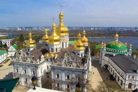 kiev: kiev cathedral Stock Photo
