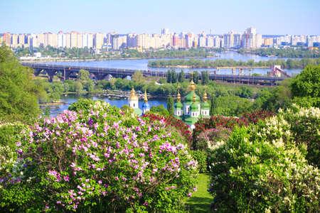 kiev: Kiev in spring