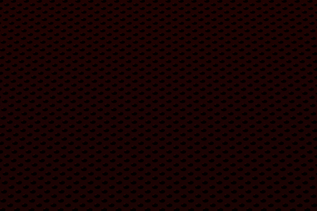 speaker grille pattern: Circular speaker grille, abstract background, 3D render illustration Stock Photo