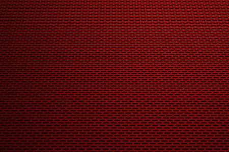 Rectangular metal grate, speaker grille, abstract background, 3D render illustration