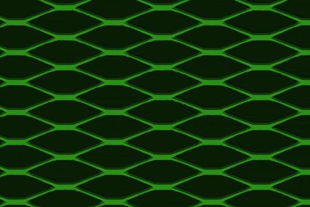 metal grate: Metal grate, speaker grille, abstract background, 3D render illustration Stock Photo