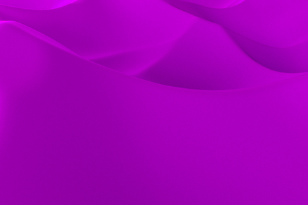 Violet abstract background. Randomly displaced 3d surface. Voronoi pattern. 3D rendering illustration
