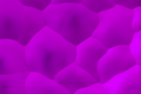 subdivided: Violet abstract background. Randomly displaced 3d surface. Voronoi pattern. 3D rendering illustration