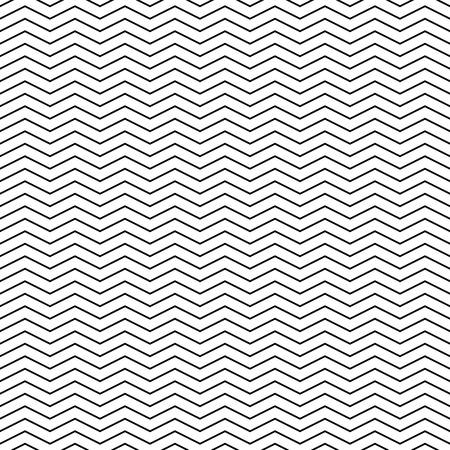 seamless background with black waves