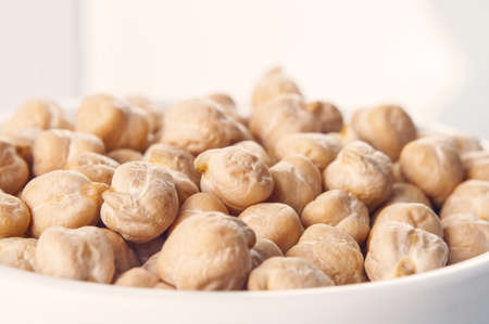 chickpeas: Garbanzos