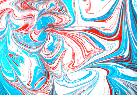 Colorful fluid painting abstract texture, art technique. Amazing mix of acrylic vibrant colors.