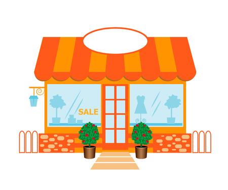 Detailed Shop, Market, Store photo