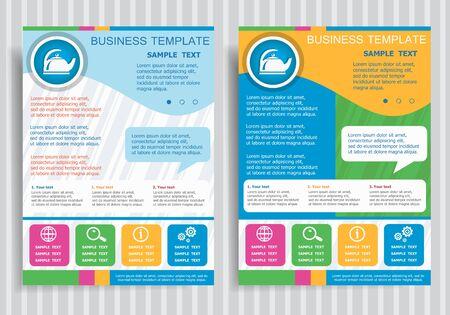easy brochure maker - Khafre