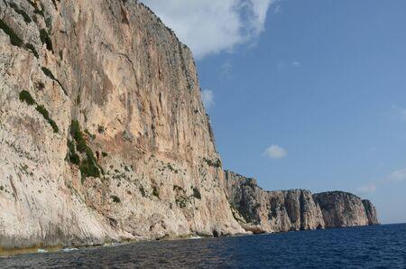 mediterraneo: ogliastra coast, sardegna, italy Stock Photo