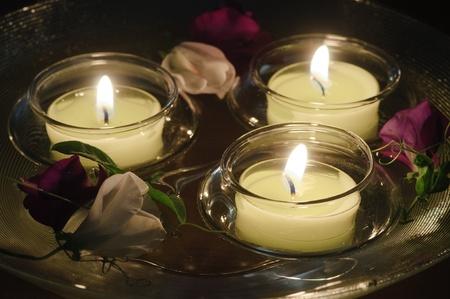 Drijvende kaarsen