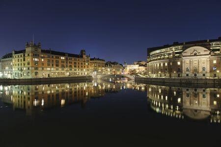 Stockholm nacht