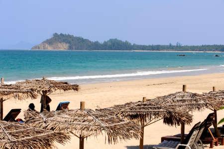 Ngapali Beach, Birma
