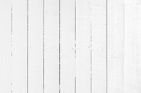 Whited geschilderde plank