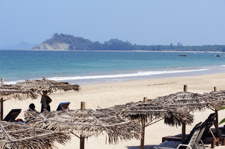 Ngapali Beach, Myanmar (Birma)