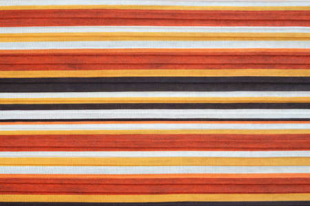 Striped fabric backgrounds and textures, colorful striped fabric. Striped wool texture. Stockfoto