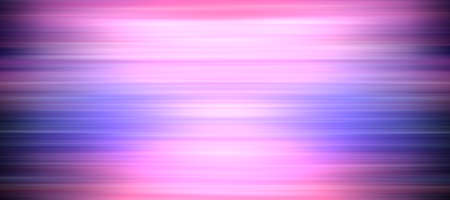 Linear motion effect abstract background artwork. Illustration with horizontal gradient striped lines blue and pink gradients color for banner. 3D rendering abstract technology futuristic wallpaper.