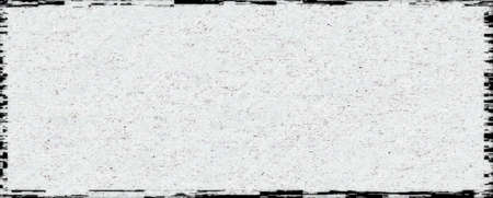 Rough grunge black and white frame urban texture for banner background or backdrop. 3D rendering black and white texture template. 3D illustration Dotted, Scratched With Noise And Grain effect. Standard-Bild