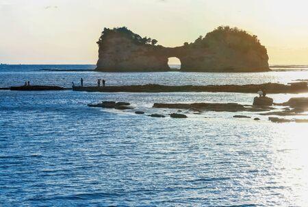 Sunset Japan Shirahama
