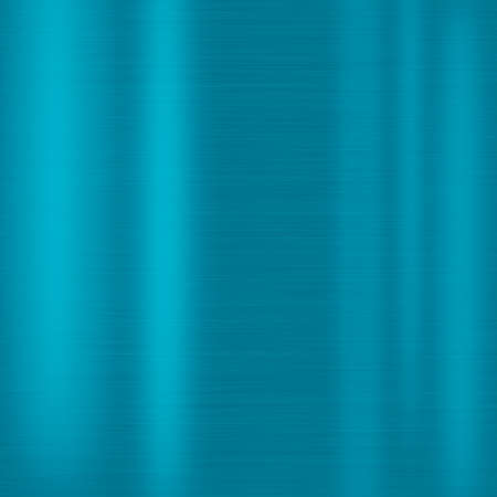 Blue metal background (texture of  aluminum sheet) photo