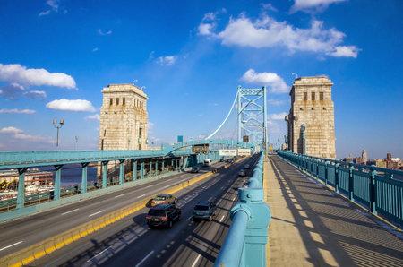franklin: Ben Franklin Bridge, Philadelphia