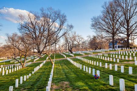 阿灵顿国家公墓,华盛顿特区,美国