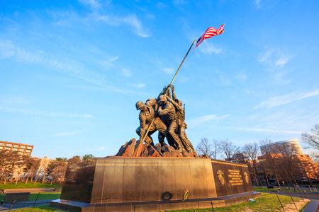 Iwo Jima Memorial(Marine Corps War Memorial) Washington DC USA