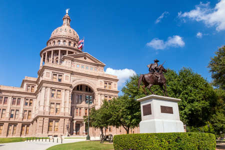 legislature: Texas State Capitol Building in Austin, TX.