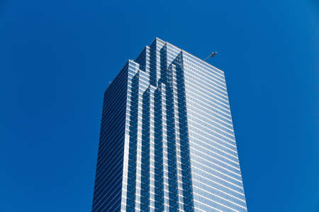 bank of america: DALLAS, TEXAS-SEPTEMBER 25: Bank of America Plaza building in Dallas on September 25, 2014.  It is the tallest skyscraper in the city, the 3rd tallest in Texas and the 22nd tallest in the United States.