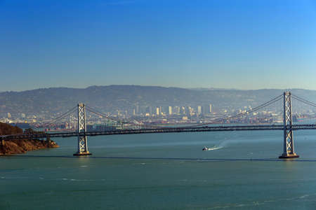 View of San Francisco  in USA photo