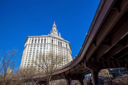 preservation: New York City Landmarks Preservation Commission building