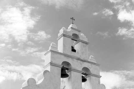 missionary: Mission San Juan Capistrano, San Antonio Texas.