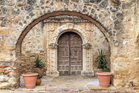 jose: Mission San Jose is a historic Catholic mission in San Antonio, Texas, USA