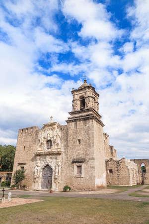 mision: Misi�n de San Jos� es una hist�rica misi�n cat�lica en San Antonio, Texas, EE.UU.