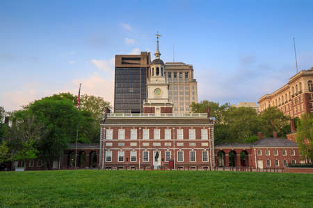 independence: Independence Hall in Philadelphia, Pennsylvania. Editorial