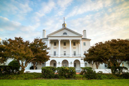 thomas stone: Government building in Richmond VA, USA