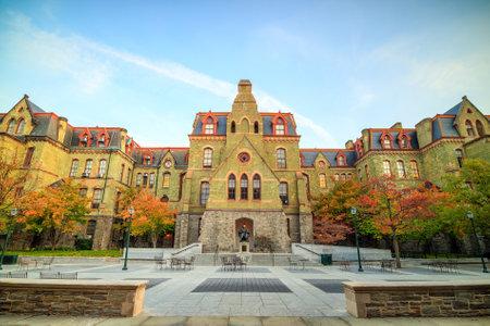 pennsylvania: University of Pennsylvania in Philadelphia, Pennsylvania USA Editorial