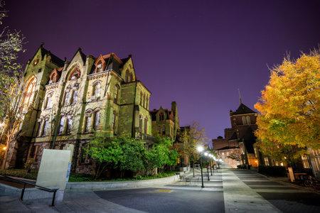 educational institution: University of Pennsylvania in Philadelphia, Pennsylvania USA Editorial