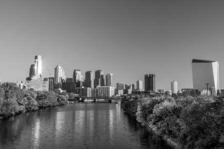 pennsylvania: Downtown Skyline of Philadelphia, Pennsylvania