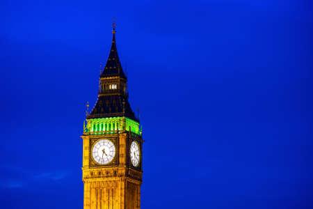 London city skyline, Big Ben in UK  England 写真素材