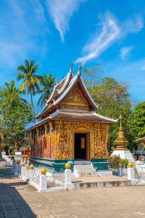 Wat Chiang Tong, Luang Prabang in Laos